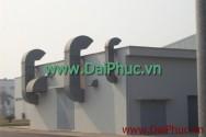 Dự án cung cấp hệ thống ống gió, cửa gió của công trình Delco