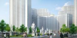 Dự án cung cấp hệ thống ống gió, cửa gió của công trình Royal City