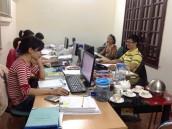 Bộ phận kế toán tổng hợp thuộc phòng kế toán