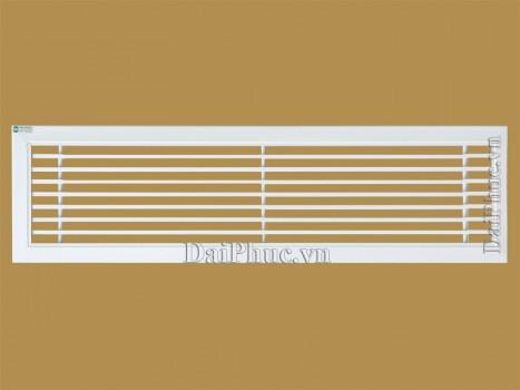Cửa gió thổi khe nan T - Linear bar grille  (LG)