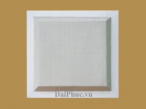Cửa gió tôn soi lỗ kiểu 1 (PFD) Perforrated Face diffuser
