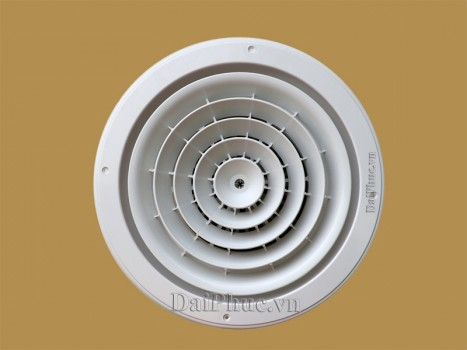 Cửa gió tròn khuyếch tán (RD) Round diffuser
